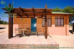 Mata Mata Rest Camp Kgalagadi Transfrontier Park SANParks