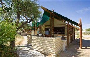Grootkolk Wilderness Camp Kgalagadi Transfrontier Park SANParks