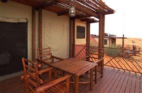 Kieliekrankie Wilderness Camp Kgalagadi Transfrontier Park SANParks