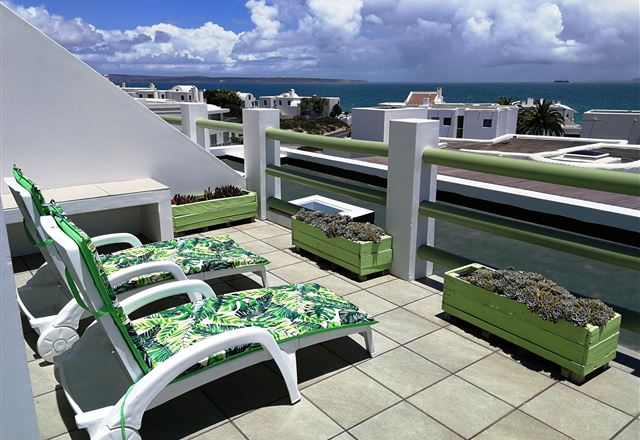 Paradise Beach Apartments Langebaan