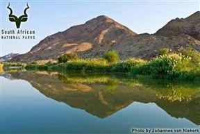 De Hoop Rest Camp  Ai- Ais/Richtersveld Park SANParks