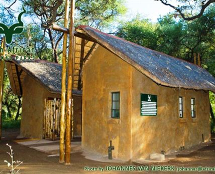 Mazhou Camping Site Mapungubwe National Park SANParks