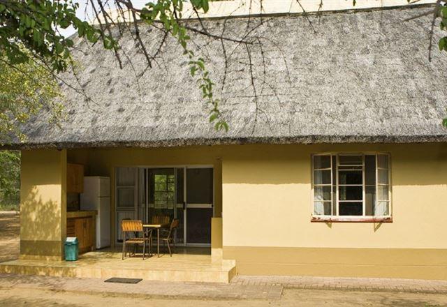 Biyamiti Bushveld Camp Kruger National Park SANParks