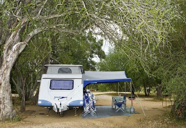 Maroela Camping Site Kruger National Park SANParks