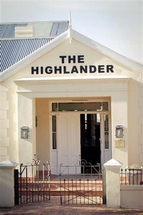 The Highlander Guest House Photo