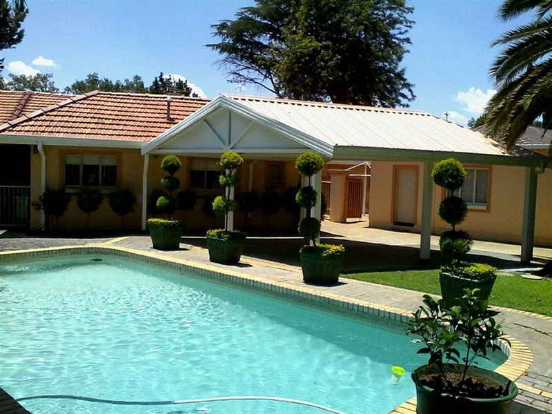 Soeteweide Guest House Welkom Your Cape Town South Africa