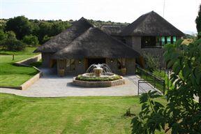 Badgerleur Bush Lodge