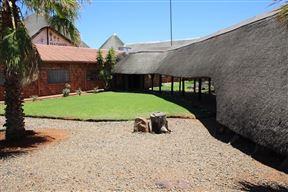 Kalahari Lodge
