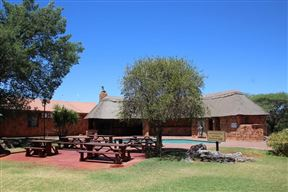 Kalahari Lodge