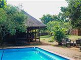 Utshwayelo, Kosi Mouth Lodge and Camp