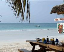 Forty Thieves beach bar and bistro
