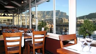 Restaurants in V & A Waterfront