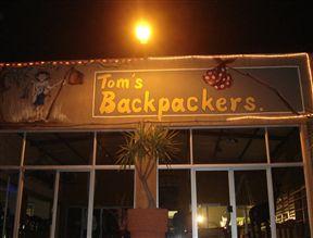 Tom's Backpackers