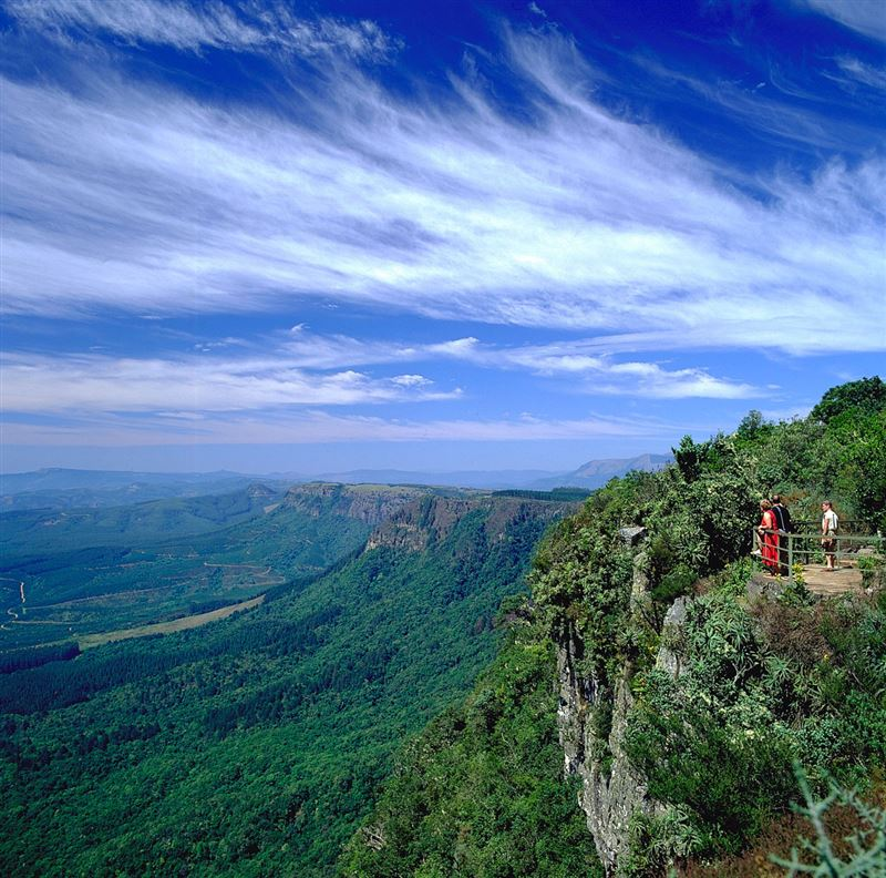 God's Window - Blyde River Canyon PopularAttractions