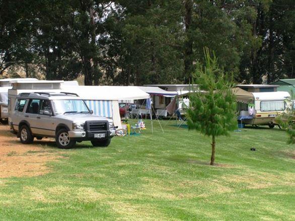 Stonechat Caravan Park