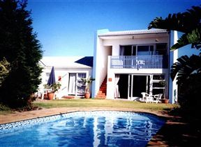 Blue Mountain Guest House - SPID:6947