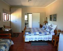 Sugarbird Flatlet - Open plan room that sleeps 3 persons