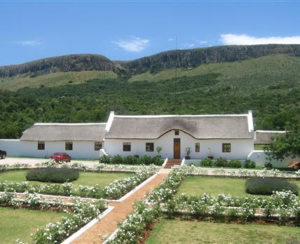 The Main House comprises six luxury en-suite bedrooms, a fully-equipped kitchen, lounge, dining area, and a small gym.