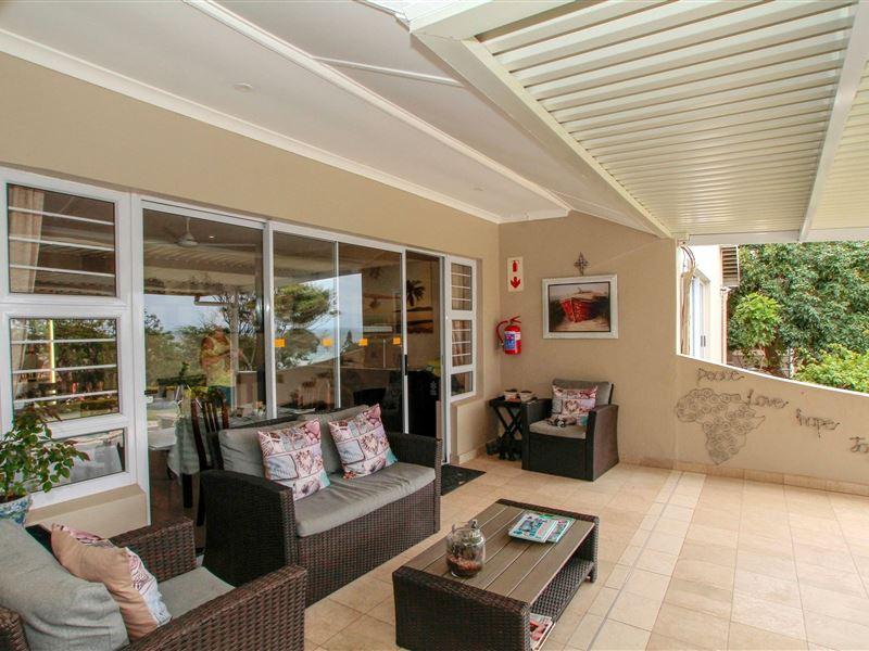 Chartwell Guest House - Durban Accommodation - WeekendGetaways