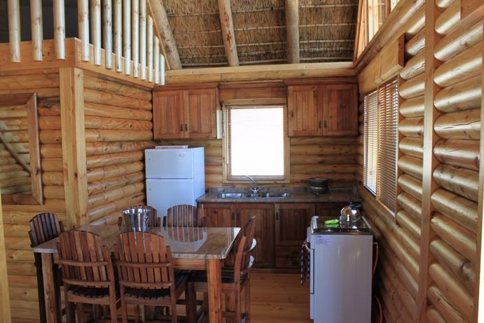 Platbos Log Cabins Rawsonville