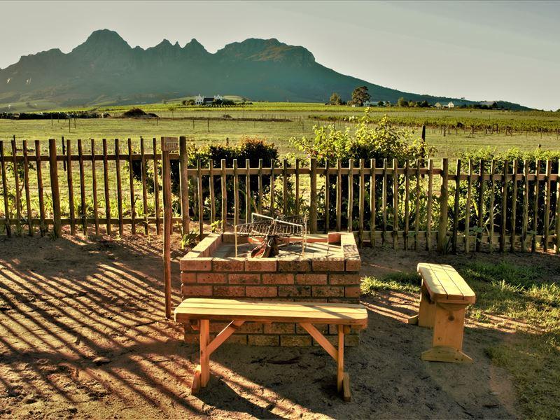Stellenbosch Bed And Breakfast Specials