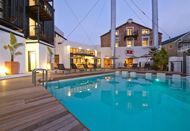 Knysna Boutique Hotel