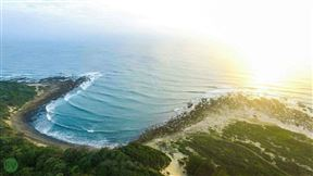 Surf Lodge - Wild Coast Residential Home