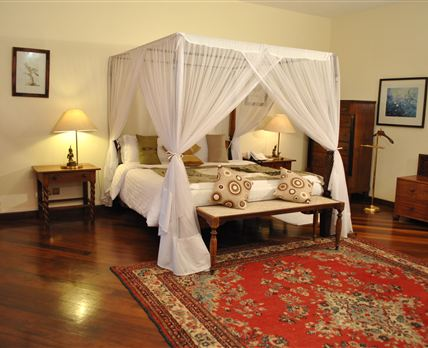 The hotel offers a wide selection of rooms which are larger than global standard.