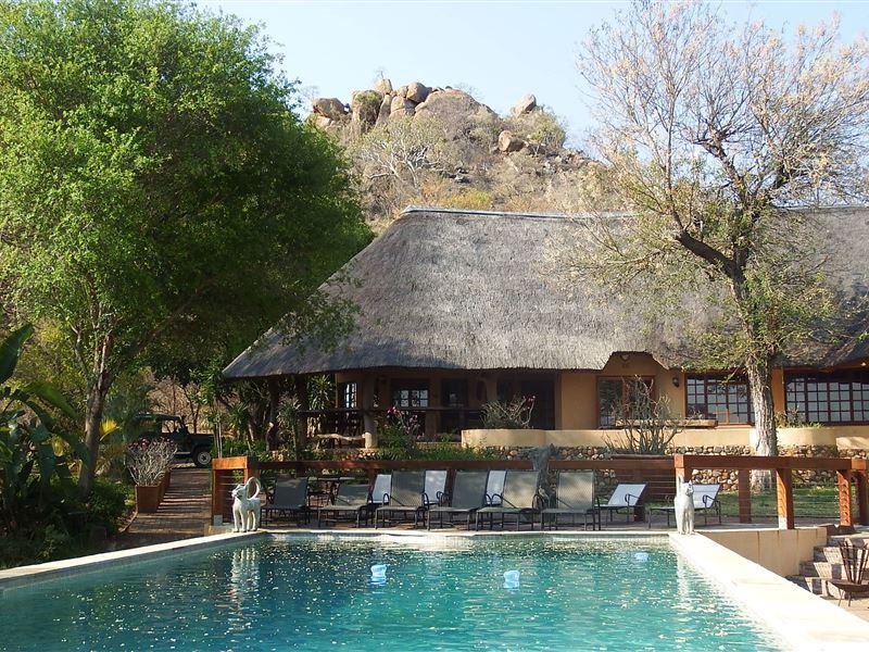 nDzuti Safari Camp - SPID:806087