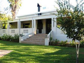 Kalahari Huis