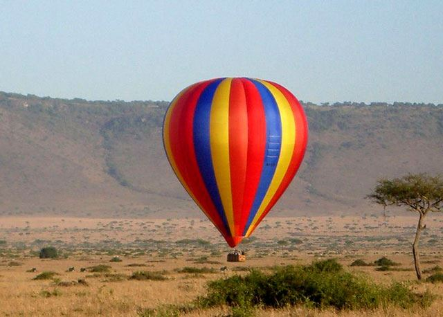 Maasai Mara  Accommodation