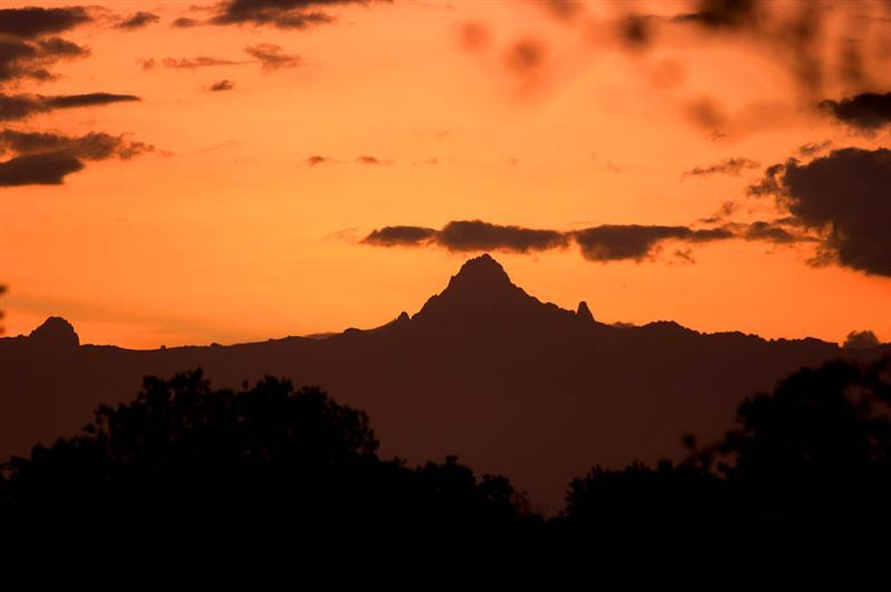 Mount Kenya Accommodation