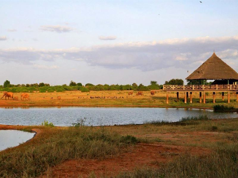 Tsavo Region Accommodation