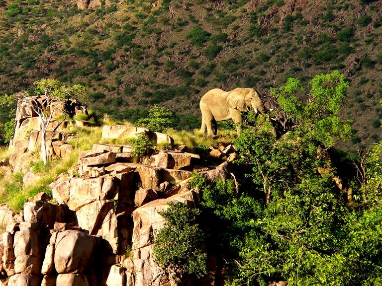 Damaraland Accommodation