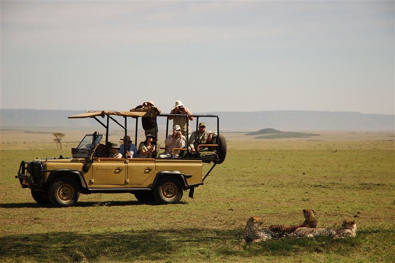 Northern Safari Circuit  Accommodation