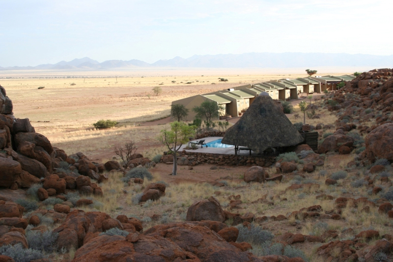 Namib Naukluft Park Accommodation