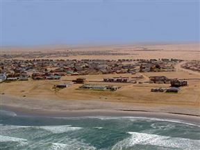 Hentiesbaai Accommodation