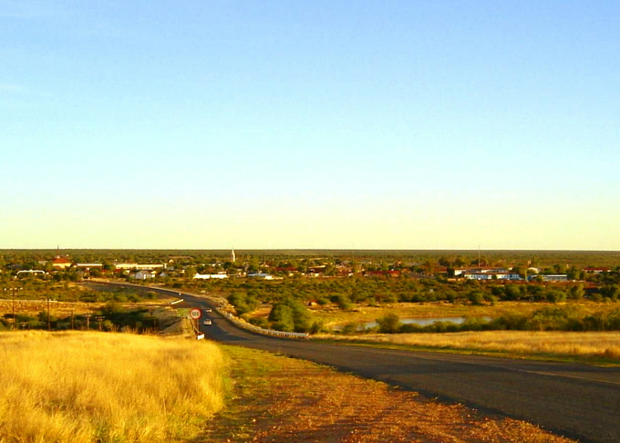 Trans Kalahari Highway Accommodation