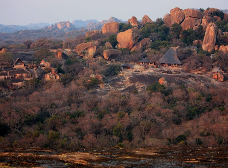 Matobo National Park Accommodation