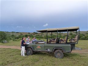 Amakhala Game Reserve Accommodation
