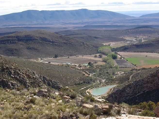 Klaarstroom Accommodation