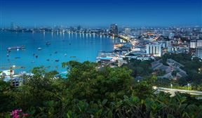 Pattaya City Accommodation