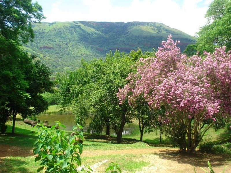 Waterval Onder Accommodation