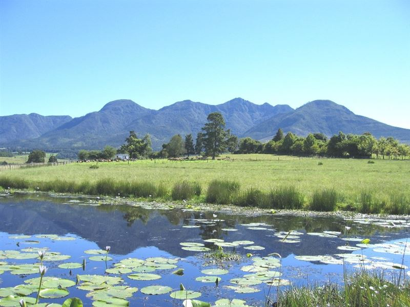 Fancourt Gardens Accommodation