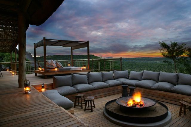 Nambiti Private Game Reserve Accommodation