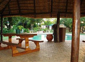 Thula Thula Lodge