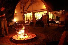 Tussen-I-Bome Oxwagon Resort