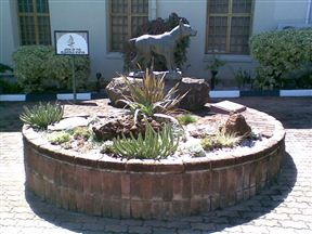 Jock Of The Bushveld Statue