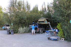Sterland Caravan Park