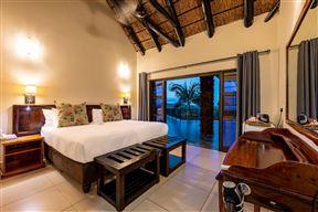 Accommodation at Zulu Nyala Game Lodge